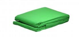 Pantalla Polaroid Pro Studio blanca premium de muselina (Verde)