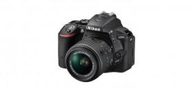 Cámara Profesional Nikon D5500