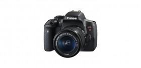 Canon EOS Rebel T6i Kit con objetivo 18-55mm