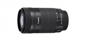 Canon EF-S 55-250mm - Objetivo para Canon