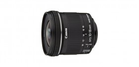 Canon EF-S 10-18 - Objetivo para Canon
