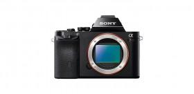 Cámara Sony A7 R solo el cuerpo