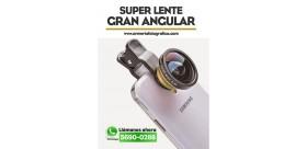 Super Lente Gran Angular